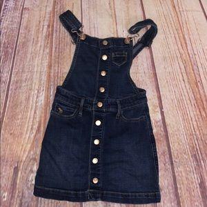 Abercrombie Kids Overall Dress